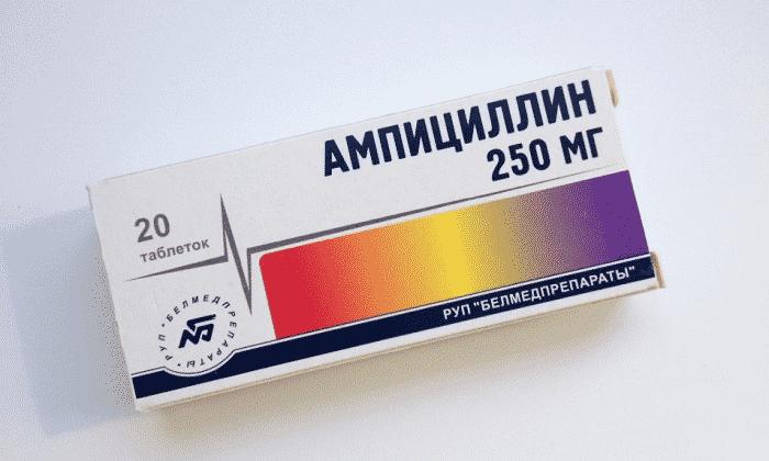 Ампіцилін при циститі: опис і рекомендації