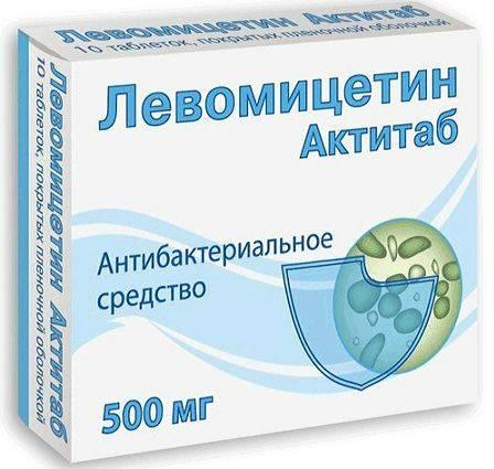 Антибіотик левоміцетин при циститі – Лікування потнеции
