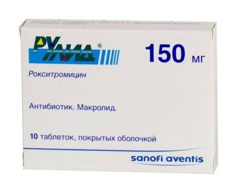 Антибіотики при циститі у жінок список ефективних препаратів