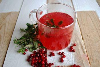 Чай бруснивер від циститу – Цистит