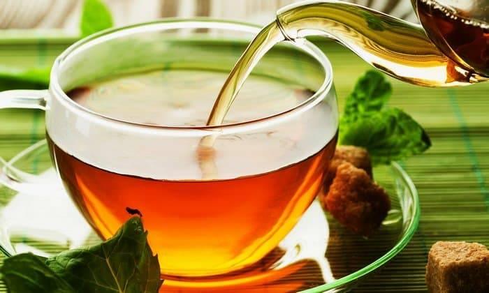 Чай від циститу зелений: Чи можна пити для нирок