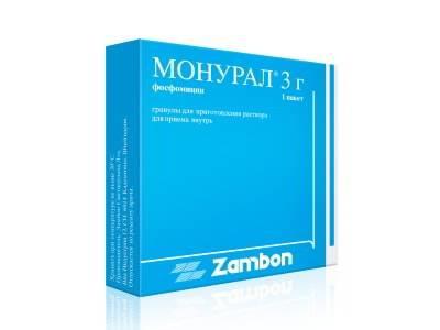 Монурал: інструкція по застосуванню, ціна, аналоги. Відгуки при циститі і вагітності на ранніх термінах