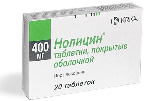 Нолицин (таблетки) при циститі – інструкція із застосування, відгуки, аналоги, форма випуску, побічні дії, протипоказання, ціна