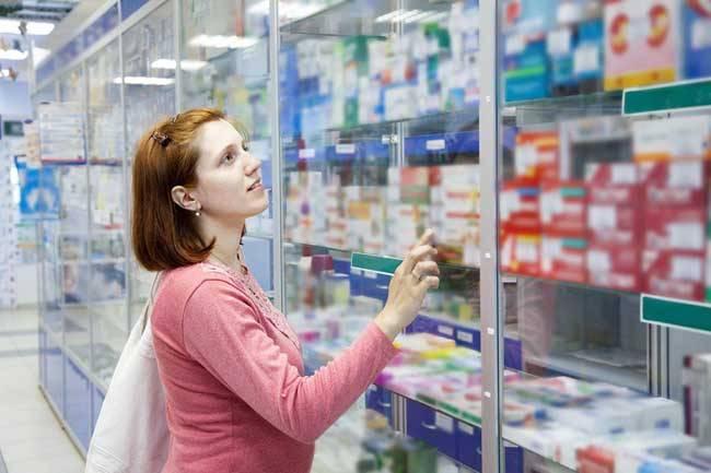 Оранжеві таблетки від циститу класифікація та застосування