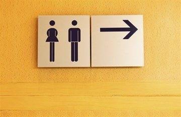 Як сходити в туалет при циститі