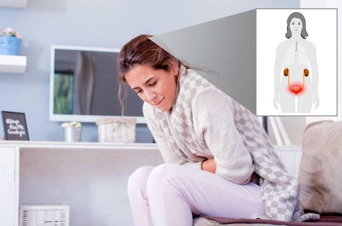 Як швидко зняти біль при циститі і полегшити її симптоми у жінок в домашніх умовах